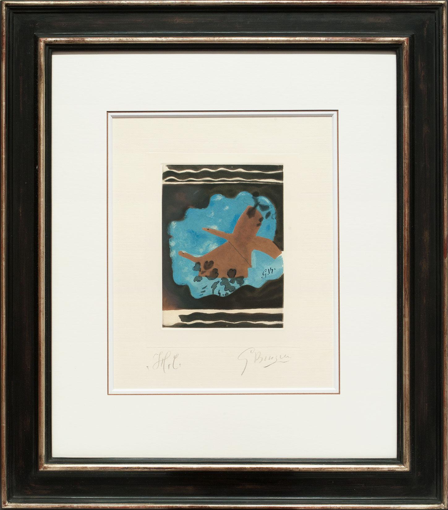 Georges Braque « Migration » Galerie Française