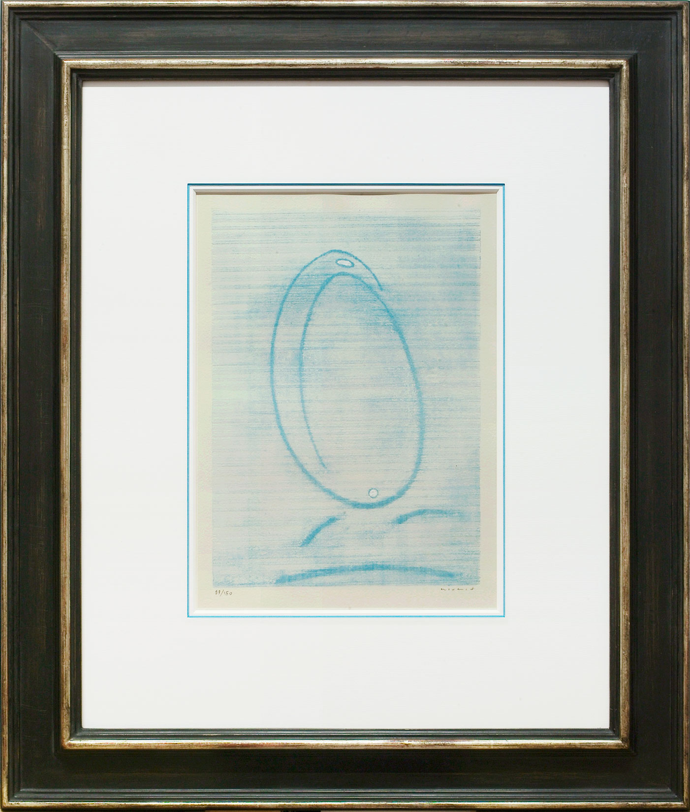 Max Ernst « L'oiseau caramel III » Galerie Française