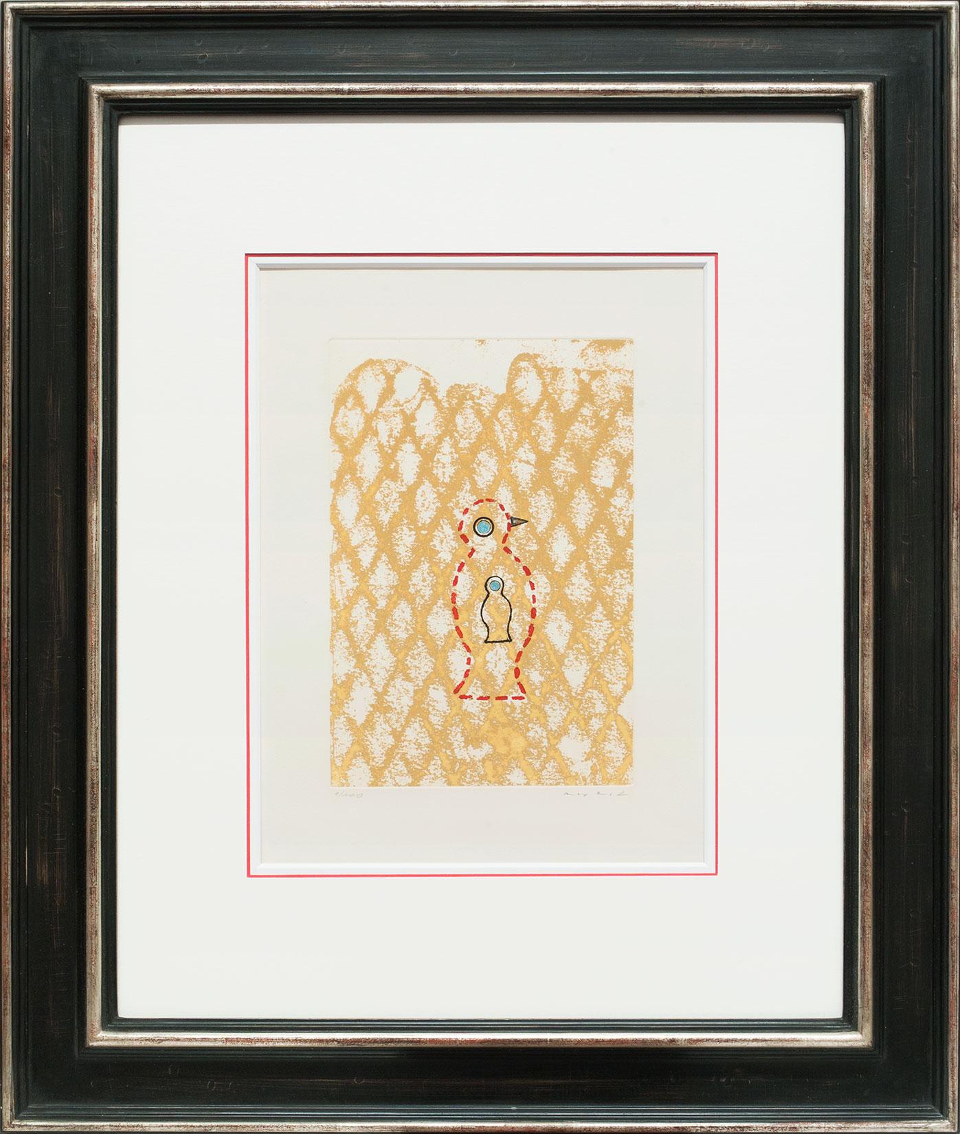 Max Ernst « Oiseau » Galerie Française
