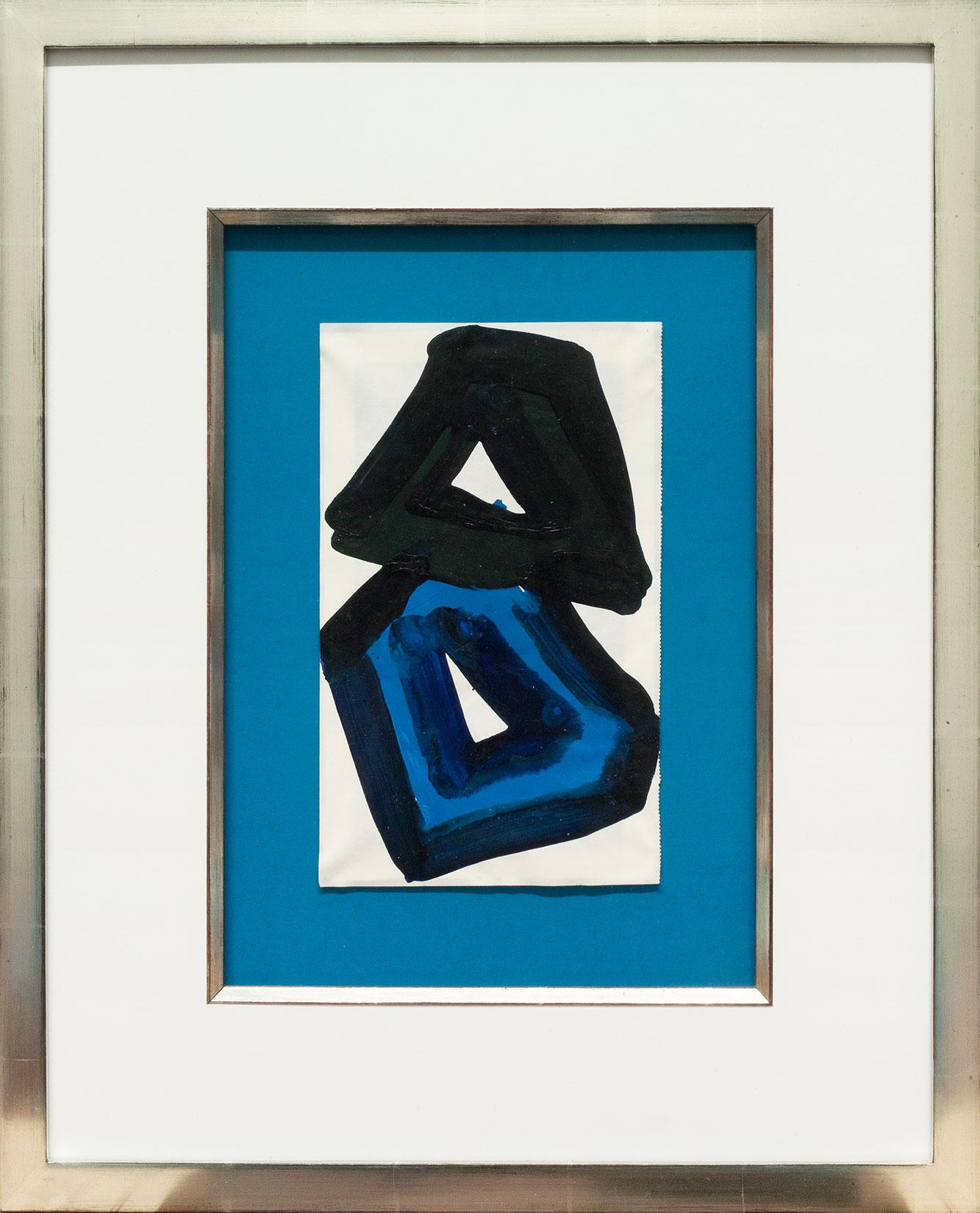 Sam Francis « Ohne Titel (SF-80-1185) » Galerie Française