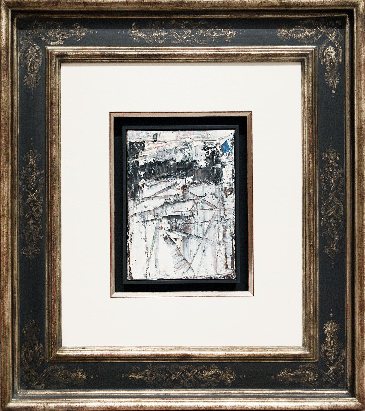 Jean Riopelle « Snow white » Galerie Française