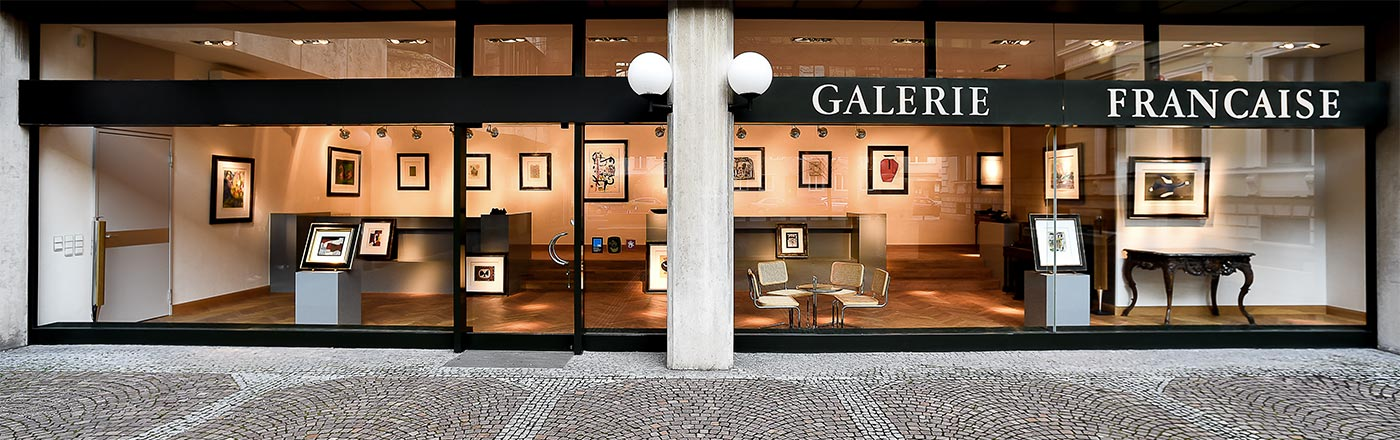 Galerie Française Aussenansicht