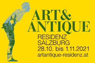 Art & Antique Oktober 2021 Residenz Salzburg