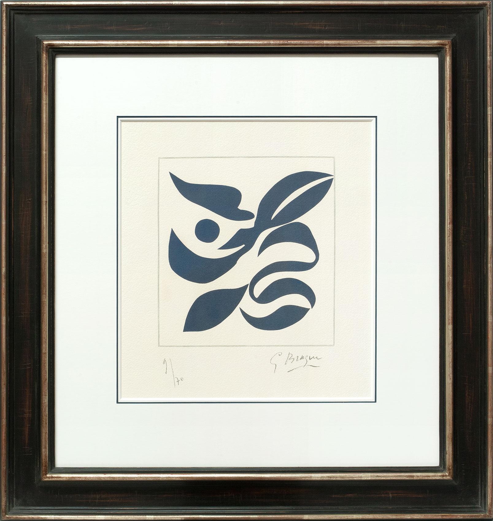 Georges Braque, Si je mourais là-bas, Galerie Française